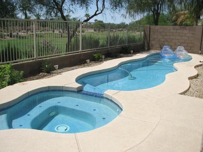 4 Bedroom/3 Bath With Heated Pool/spa Within Minutes Of The Goodyear Ballpark