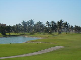 Mazatlan condo photo - beautiful golf course.