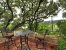 Rooftop Balcony with Views of Lake Austin