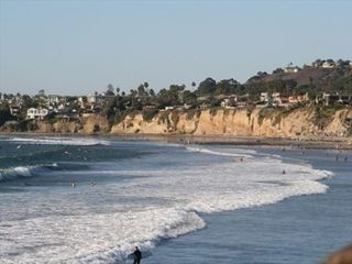 La Jolla house photo - Tourmaline Beach--walking distance