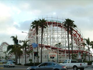 San Diego condo photo - Roller Coaster - 2 miles