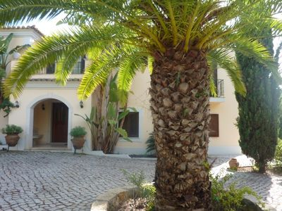 Quinta do Lago villa rental - Villa from Front