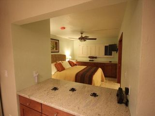 Poipu condo photo - Pass through from kitchen to bedroom