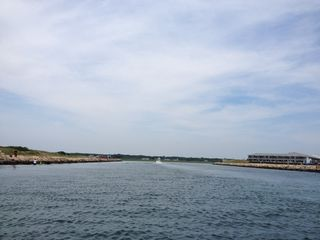 Yarmouth cottage photo - Mouth of Parkers River, our beach is right around the corner on Nantucket Sound
