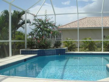 Villa White Ibis - pool