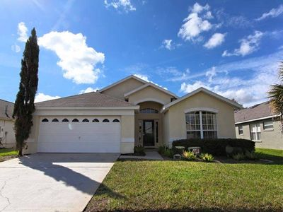 Reality Break Villa: 4 BR / 3 BA four bedroom house in Kissimmee, Sleeps 10