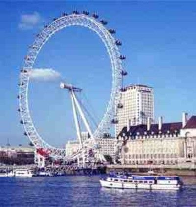 London Eye - 15mins from apartment
