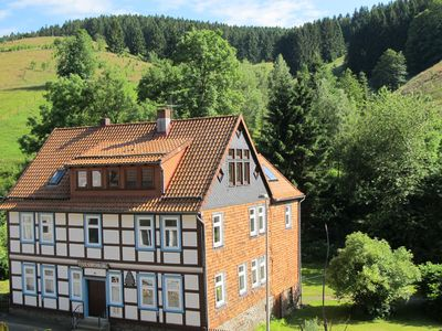 Hexenstieg House In Lerbach, The Place To Start Your Hiking Holiday