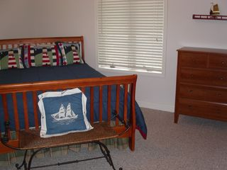 Greers Ferry Lake house photo - 1 of 5 Queen sized bedrooms - Sailing themed