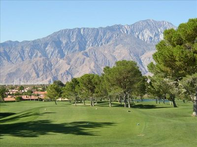 Desert Hot Springs condo rental - Championship Golf Course with beautiful vistas!