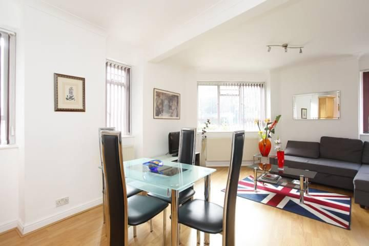 2 Bedroom Flat Near Regents Park