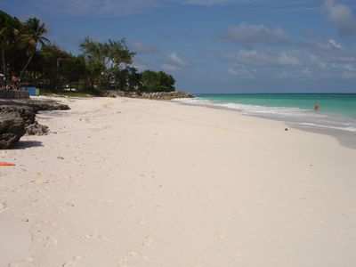 Silver Sands Barbados apartment rental - Inchcape Beach/Silver Sands Beach