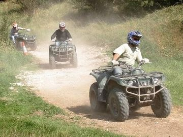 Nearby quad biking