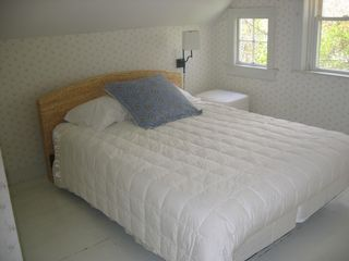 Orleans house photo - One of upstairs bedrooms with queen bed