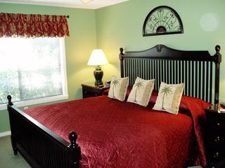 Kingston Plantation villa photo - Master King Bed Suite