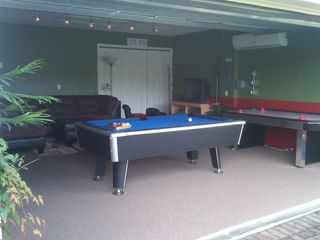 Tuscan Ridge villa photo - Game Room-PS2, Brand new Pool Table and Air Hockey Table, Darts and More!