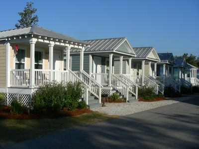 Beachview Vacation Cottages are Cozy & Quaint  (only 300 yards to the Beach)
