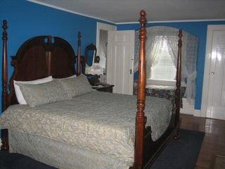 Niagara Falls house photo - Blue Room