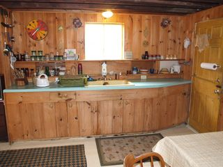 Lamoine cottage photo - Kitchen