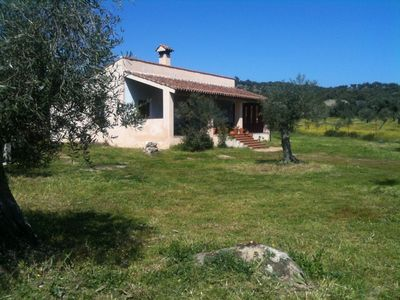 Rural Self-Catering House With Stunning Views Of The Sierra De Montanchez