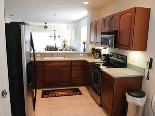 Palm Coast condo photo - Fully Equiped Kitchen