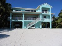 Islamorada- Very Private Oceanfront Estate-White Sandy Beach