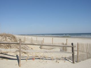 Stone Harbor townhome photo - Serenity at the end of our street.