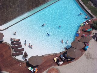 Rosarito Beach condo photo - Resort style pool