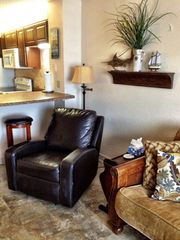 South Padre Island condo photo - COMFY RECLINER