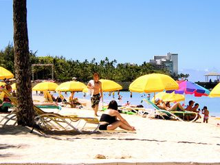 Waikiki condo photo - Kuhio Beach now larger than ever due to recent 'renourishment' with more sand