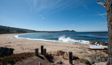 Carmel Highlands cottage rental