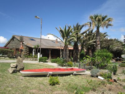 Portuguese Ranch in a fantastic location right on the cliffs