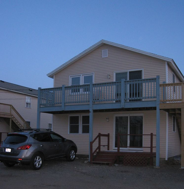 Salisbury Beach apartment rental - Front of House