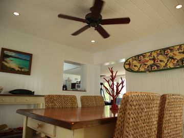 Coastal Dining Room
