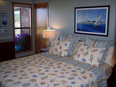 Roomy 2nd Master Bedroom / Full Bathroom /HDTV & Ocean Views!
