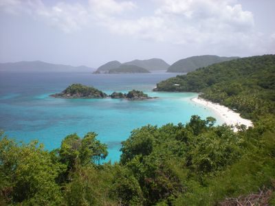 Trunk Bay-the most beautiful beach in the world!