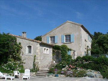 Les-Baux-De-Provence house rental - Beautiful Mas de l'Ange in the heart of Provence !