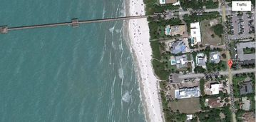 Old Naples condo rental - Naples Pier and location of condo. It doesn't t any better than this!