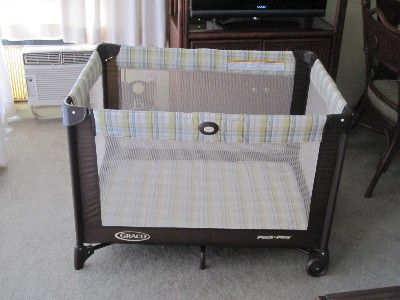 Pack n Play Portable Crib