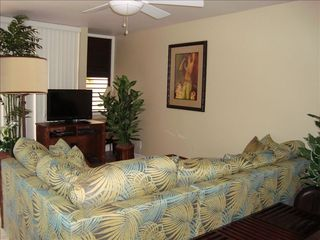 Makaha townhome photo - Living Room