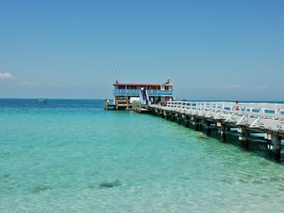 Anna Maria house photo - Beautiful crystal clear water of Anna Maria.