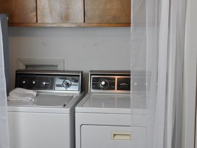 Fully Equipped w/ Washer and Dryer
