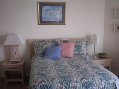 Ocean Creek condo rental - Guest Bedroom