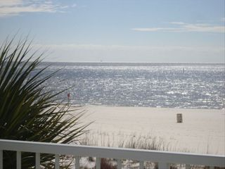 Biloxi condo photo - View from the pool deck located right outside your private patio.