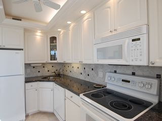 Gulfview Club condo photo - Brand New Kitchen with Granite Countertops
