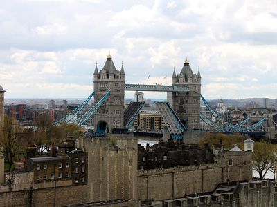 Tower of London is close by