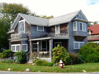 Oak Bluffs house rental