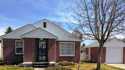 Charming Brick  House Near the Heart of Downtown
