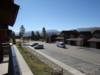 Fraser condo photo - Beautiful mountain views!
