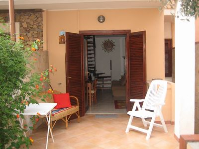 Beautiful house with a garden, barbecue, all services, ideal for families